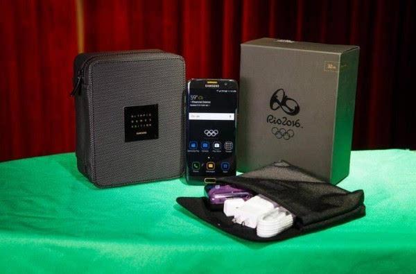 三星Galaxy S7 Edge奥运限量版图赏的照片 - 13
