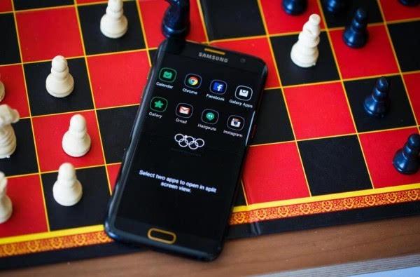 三星Galaxy S7 Edge奥运限量版图赏的照片 - 15