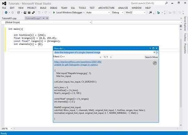 微软为Visual Studio开发助手拓展C++支持[下载]的照片 - 2