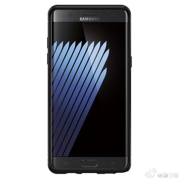 三星Galaxy Note 7渲染图曝光 来自保护套厂商的照片 - 5