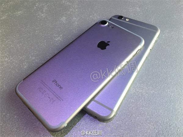 iPhone 7 模型与 iPhone 6s 对比视频的照片 - 4