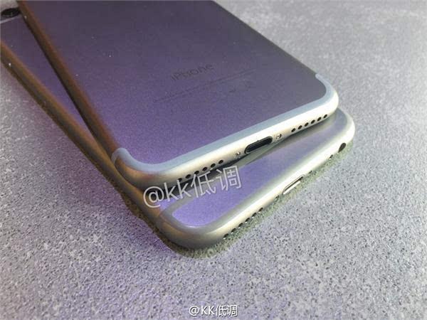 iPhone 7 模型与 iPhone 6s 对比视频的照片 - 6