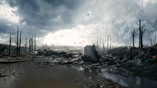 真不是电影 《战地1》动态天气展示流出的照片 - 1