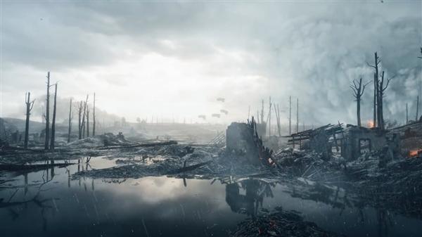 真不是电影 《战地1》动态天气展示流出的照片 - 3