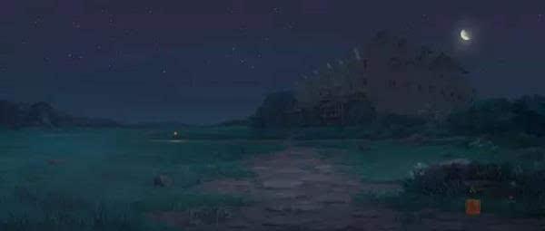 《大鱼海棠》官方手稿发布的照片 - 13