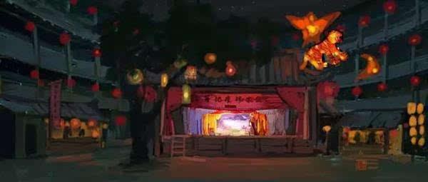《大鱼海棠》官方手稿发布的照片 - 28