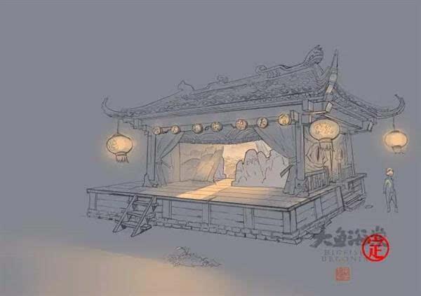 《大鱼海棠》官方手稿发布的照片 - 30