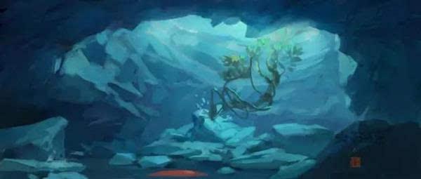 《大鱼海棠》官方手稿发布的照片 - 33