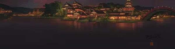 《大鱼海棠》官方手稿发布的照片 - 43