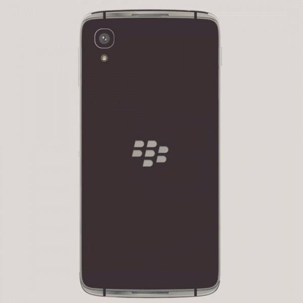 黑莓有望在下周发布新款Android智能手机的照片