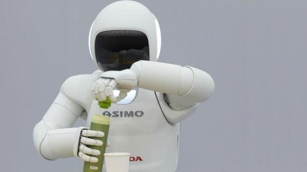 研究人员开发人工肌肉 可让机器人不再僵硬的照片