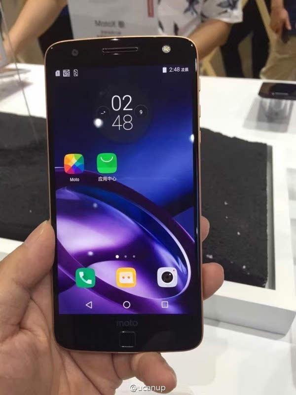 联想旗舰Moto Z国行首亮相:搭载One UI新系统的照片 - 3