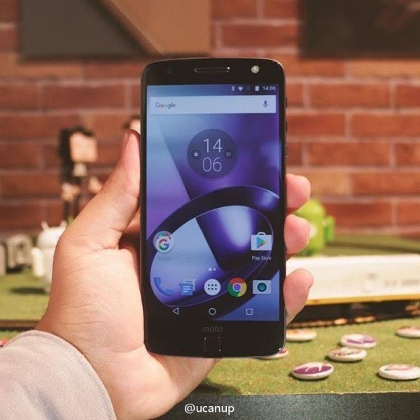 联想旗舰Moto Z国行首亮相:搭载One UI新系统的照片 - 10