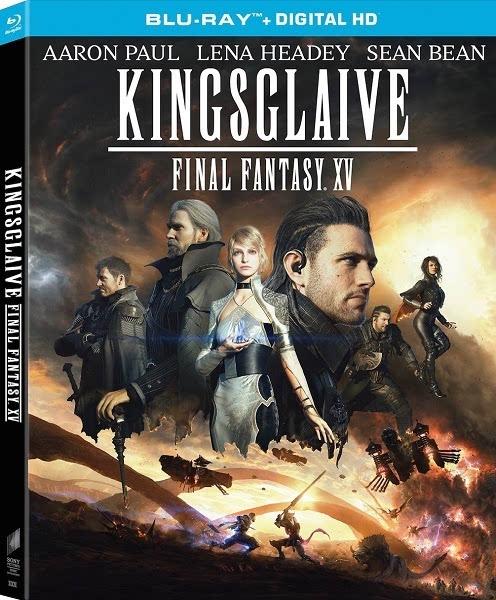 《最终幻想15》CG电影《Kingsglaive》加长预告片的照片
