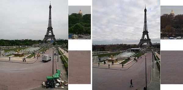 DxOMark华为P9 vs. P8照相/视频评测的照片 - 6
