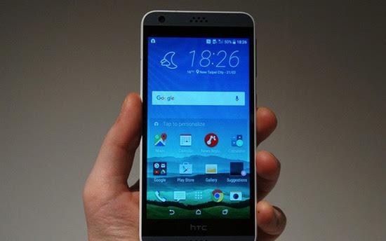 HTC Desire 530开卖:骁龙210 179美元的照片 - 1