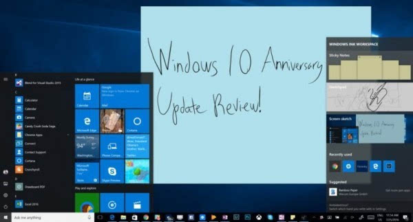 Windows 10周年更新:这里有你想知道的大部分内容的照片 - 1