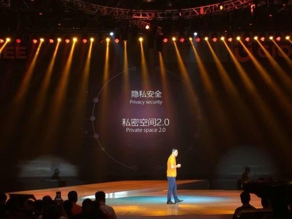 售价2699元起:内置安全芯片 金立M6/M6 Plus正式发布的照片 - 10