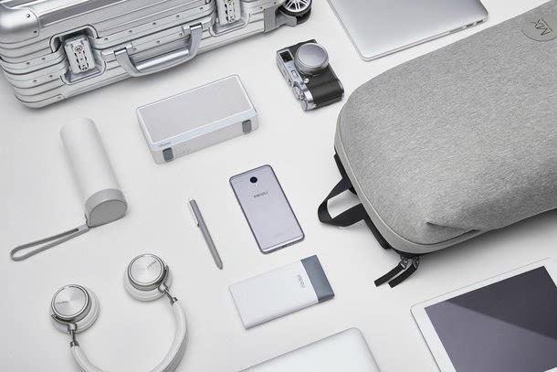 魅族MX6定制背包发布的照片 - 4