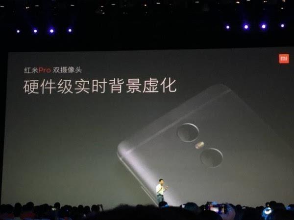 售价1499元起:双摄旗舰 红米Pro正式发布的照片 - 6