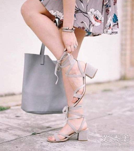 夏天裙子配什么鞋子 各种漂亮搭配不只是凉鞋