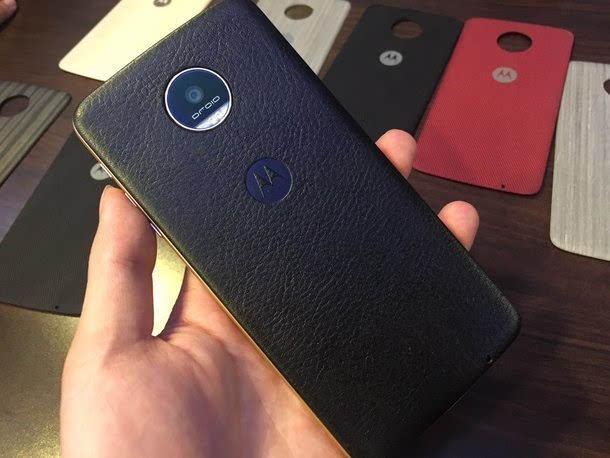 是噱头还是创新?评Moto Z:目前最好的模块化手机的照片 - 13