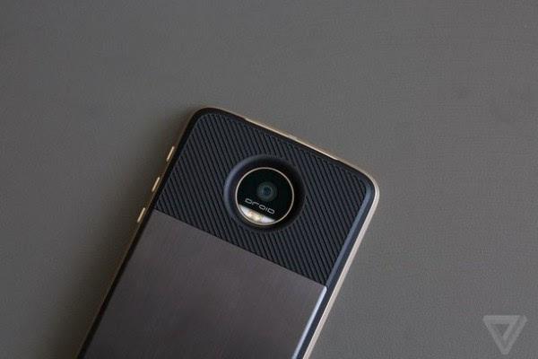 是噱头还是创新?评Moto Z:目前最好的模块化手机的照片 - 3