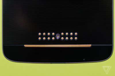 是噱头还是创新?评Moto Z:目前最好的模块化手机的照片 - 8