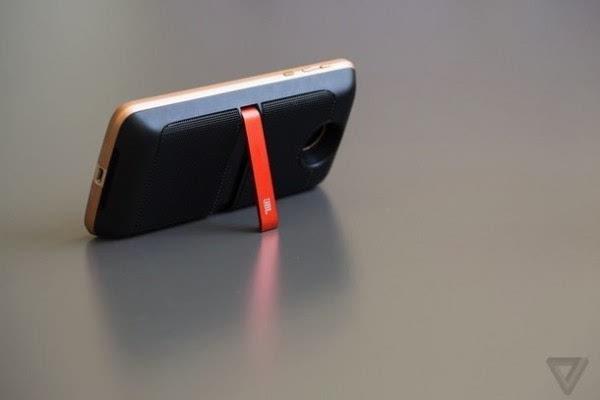 是噱头还是创新?评Moto Z:目前最好的模块化手机的照片 - 10