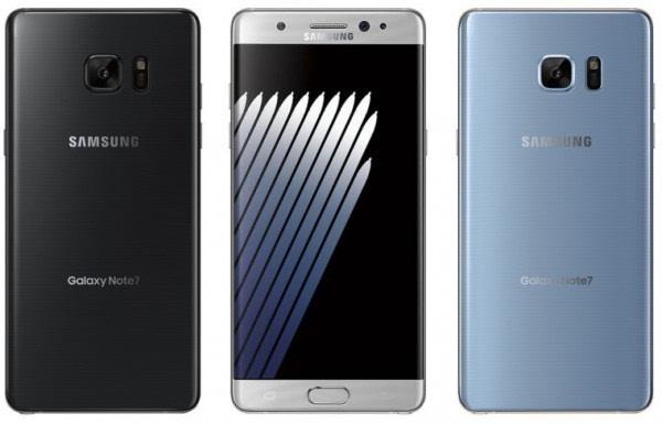 三星发布首支Galaxy Note 7宣传片的照片