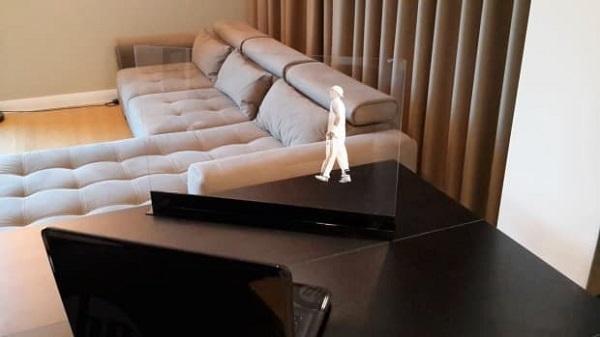 """无需投影仪:HoloVit让你轻松观赏""""3D悬浮""""画面的照片 - 2"""