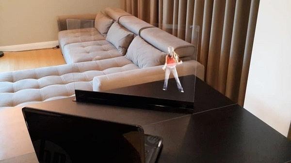 """无需投影仪:HoloVit让你轻松观赏""""3D悬浮""""画面的照片 - 1"""