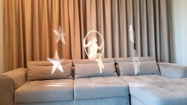 """无需投影仪:HoloVit让你轻松观赏""""3D悬浮""""画面的照片 - 3"""