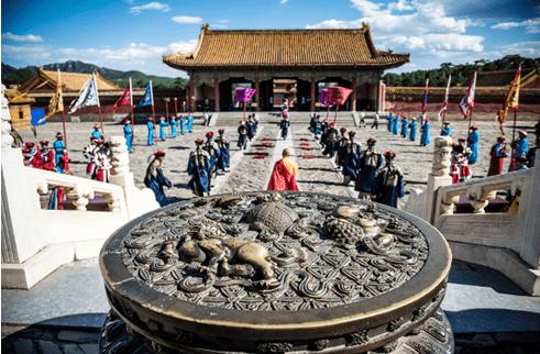 清西陵探墓笔记:觅古建之美,品行宫御宴