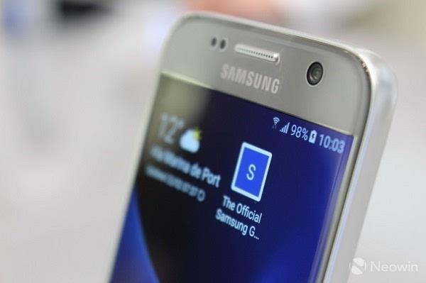 旗舰续航大比拼:三星Galaxy S7表现优异的照片
