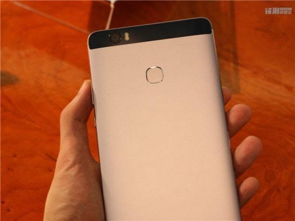荣耀Note 8现场上手图赏的照片 - 6