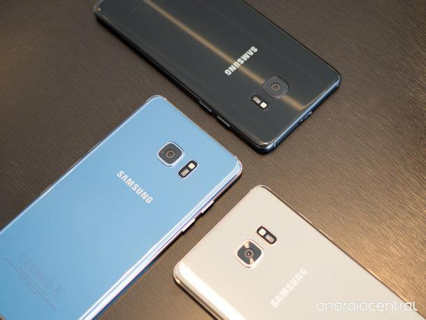 金属与玻璃结合的上佳之作 三星Galaxy Note 7图赏的照片 - 12