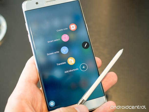 金属与玻璃结合的上佳之作 三星Galaxy Note 7图赏的照片 - 14