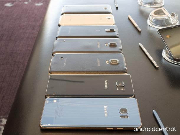 金属与玻璃结合的上佳之作 三星Galaxy Note 7图赏的照片 - 15