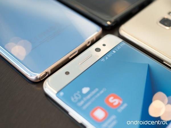 金属与玻璃结合的上佳之作 三星Galaxy Note 7图赏的照片 - 1