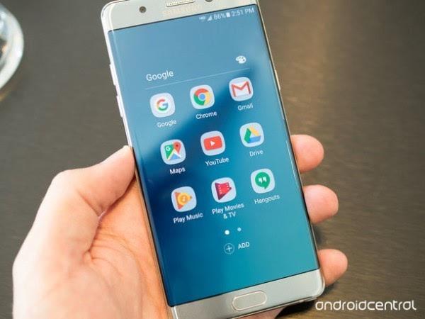 金属与玻璃结合的上佳之作 三星Galaxy Note 7图赏的照片 - 6