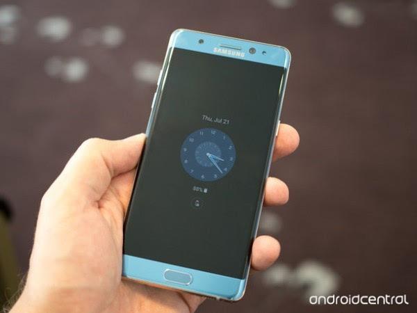 金属与玻璃结合的上佳之作 三星Galaxy Note 7图赏的照片 - 8