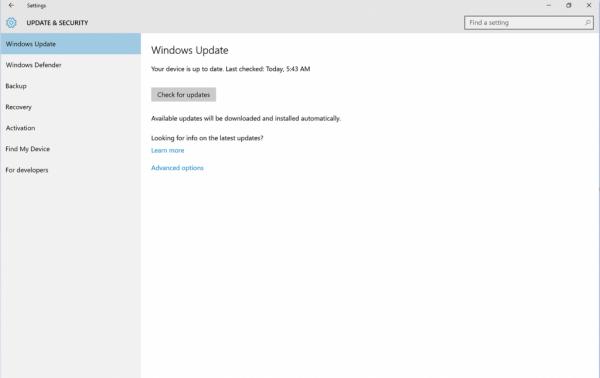 Windows 10 周年更新今日起正式开放下载的照片 - 2