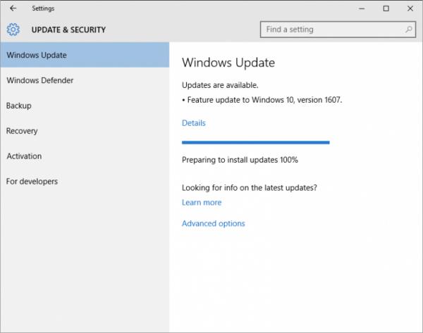 Windows 10 周年更新今日起正式开放下载的照片 - 4