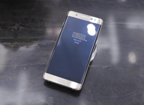 大屏机皇首秀:三星Galaxy Note7上手视频的照片 - 4