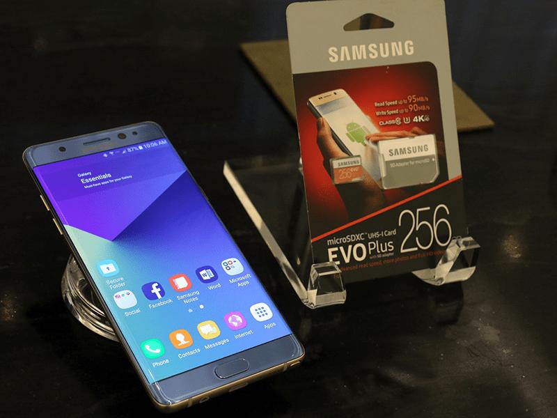 三星Galaxy Note 7体验:Android手机的新标杆的照片 - 13