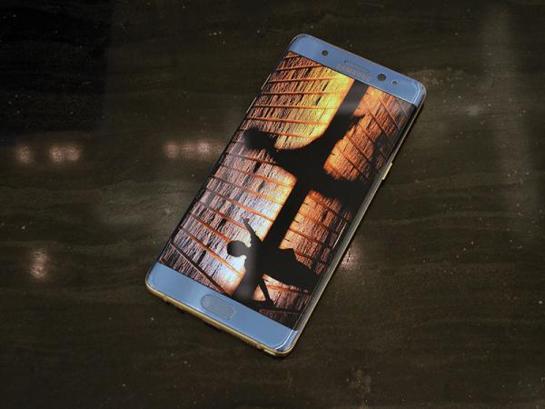 三星Galaxy Note 7体验:Android手机的新标杆的照片 - 1