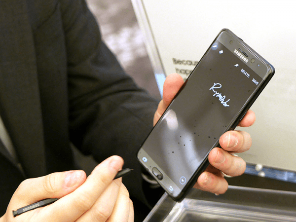 三星Galaxy Note 7体验:Android手机的新标杆的照片 - 6