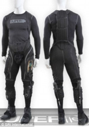 Superflex动力服:穿上我 让你拥有超人般能力的照片 - 2