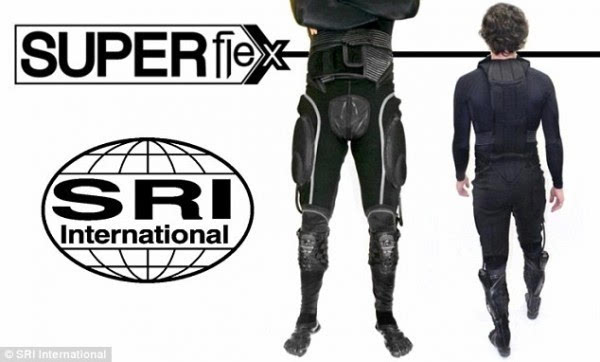 Superflex动力服:穿上我 让你拥有超人般能力的照片 - 4